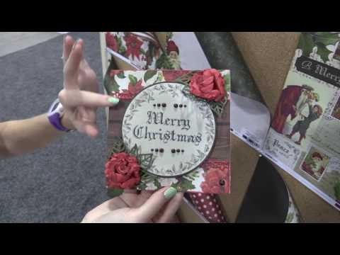 Letters To Santa Collection By Kaisercraft | Mixed Media Event 2017