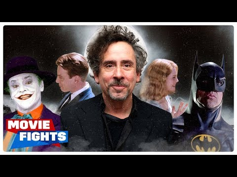 Best Tim Burton Movie? | MOVIE FIGHTS