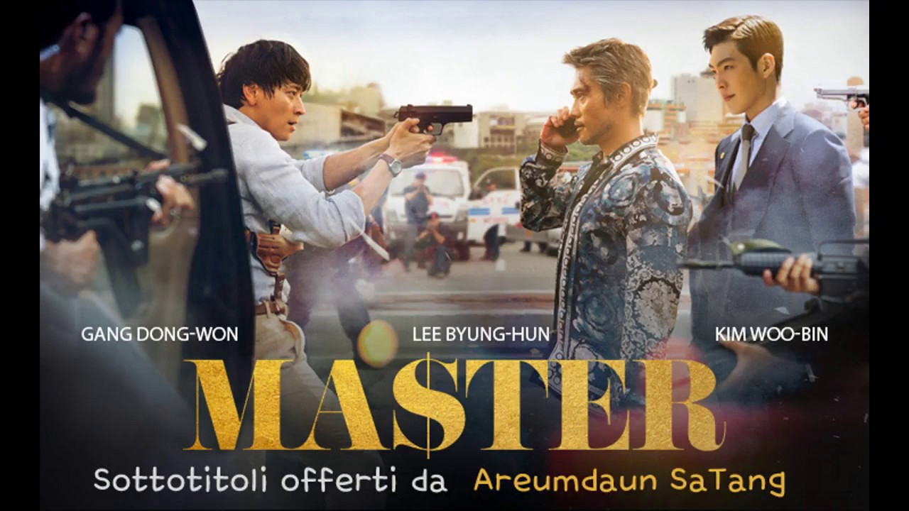 Master 2016 Sub Ita Master 마스터 Korean Movie Trailer 2016