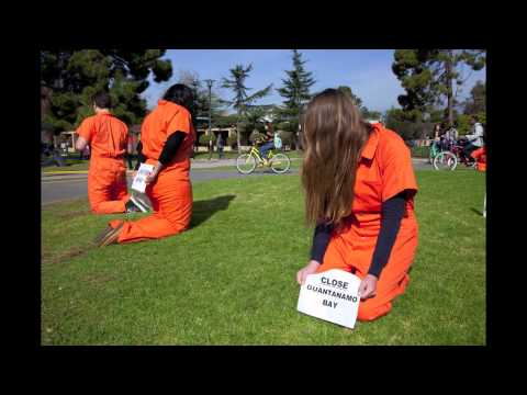 SLIDESHOW: Human Rights Groups Protest Guantanamo