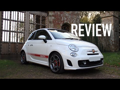 500 Abarth Review w/ Novitec Challenge Corse exhaust
