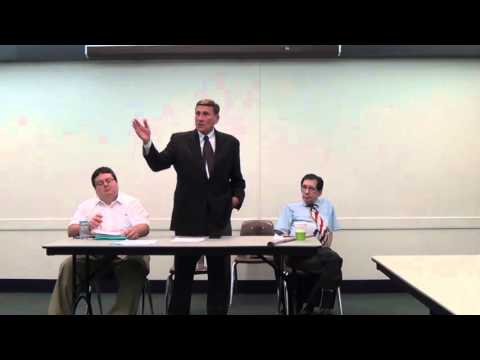 John Mica Part 1 Speaking at the Right Candidate Meeting