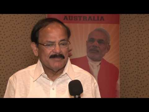 Venkaiah Naidu message for overseas Indians.