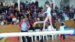 Nazlı Ece Kandur Türkiye Şampiyonası Denge Serisi 2005 Resimi