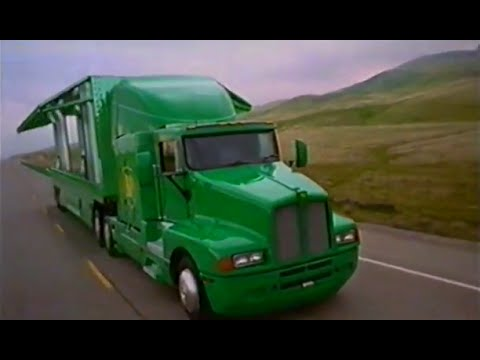 """BP Australia 1997 TV commercial - """"We keep you moving"""""""