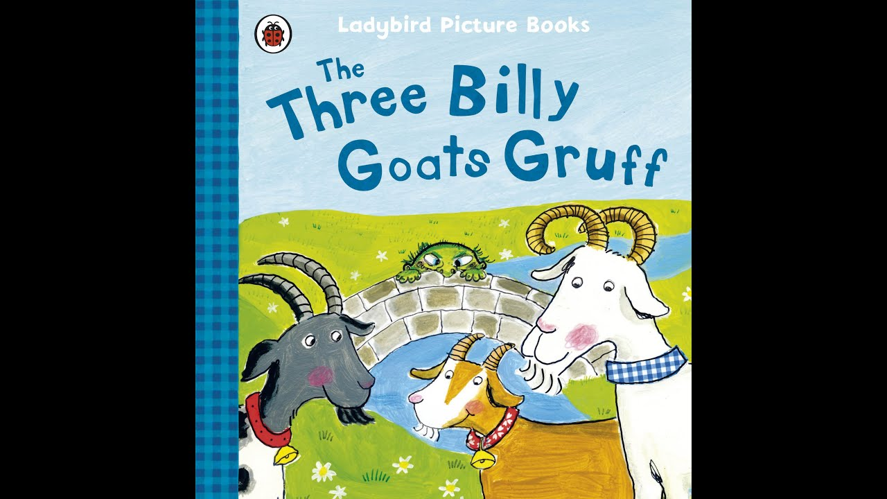 Worksheet Three Billy Goats Gruff Story billy goats gruff and the youtube