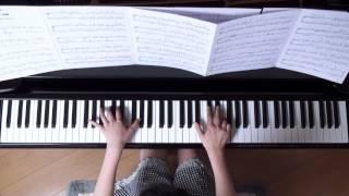 テルーの唄  ピアノ  スタジオジブリ 『 ゲド戦記』より ゲド戦記 検索動画 19