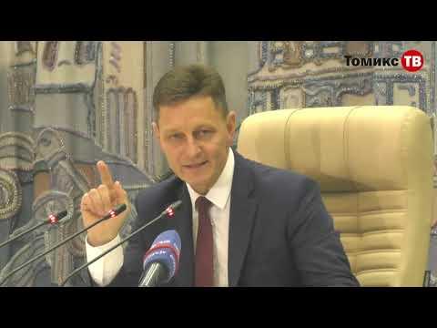 Губернатор Владимир Сипягин сравнил мэрию и горсовет Владимира с фашистами