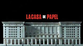 La Casa De Papel (Part/Season 3) Intro(Generic) HD