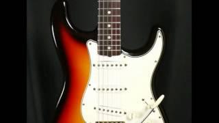 1965 Fender Strat Vintage w/ Sunburst All Original at Dream Guitars