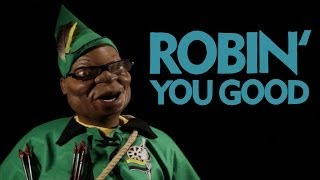 Puppet Nation ZA Jacob Zuma Robin Hood