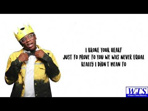 King Roscoe - No Love Feat. JI The Prince of New York (Lyrics)
