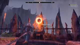 """Запись стрима по игре """"The Elder Scrolls Online"""" (""""Старейшие свитки Онлайн"""") #18"""