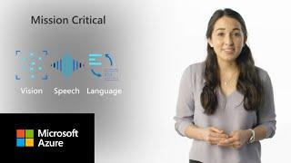 An introduction to Microsoft Azure AI | Azure AI Essentials