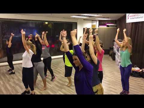 Let's Talk About Love || Bollywood Dance || Dance Bollywood International