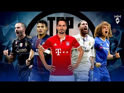 Top 10 Defenders 2017 ● HD