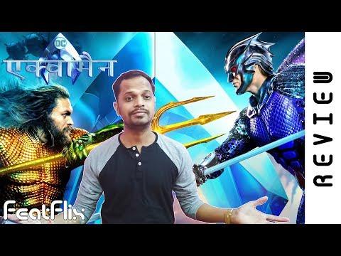 Aquaman (2018) Action, Adventure, Fantasy Movie Review In Hindi | FeatFlix