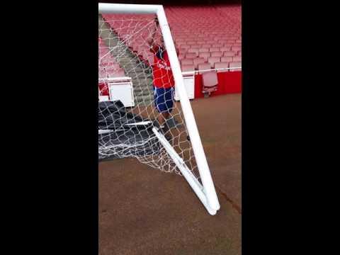 Harrods UK Portable Goal