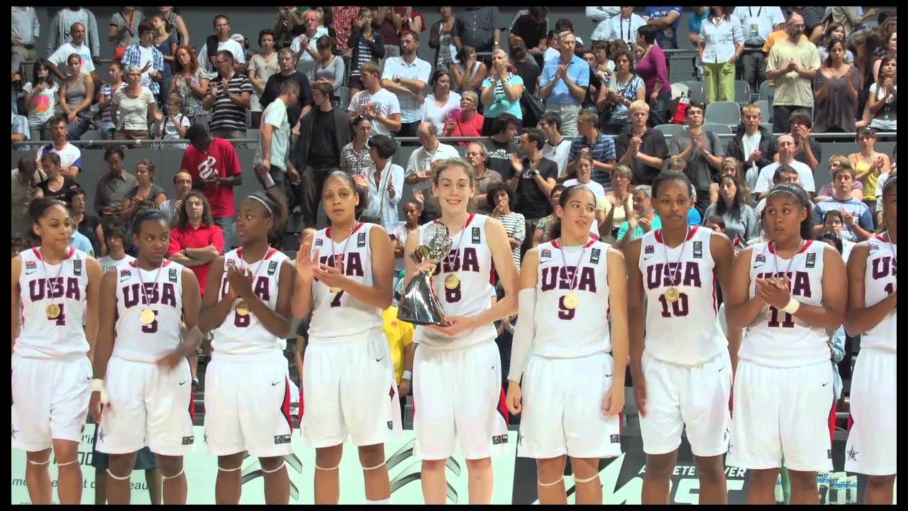 Breanna Stewart Discussed Her USA Basketball Experiences