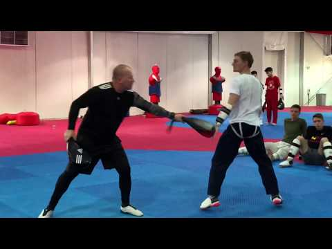 Taekwondo Camp, UAE 2019.
