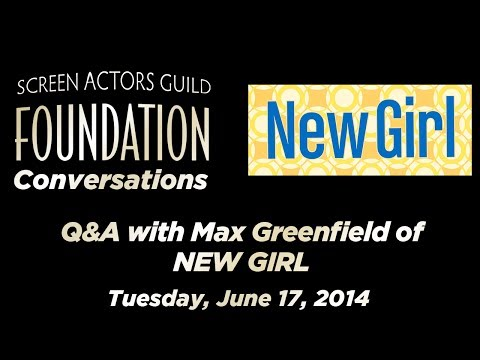 Conversations with Max Greenfield of NEW GIRL