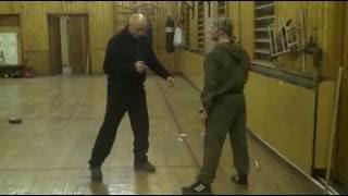 Вадим Старов  Система Спецназ VS Дан-тест Тайский бокс Боец Маутай