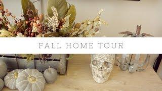 FALL HOME TOUR 2018 || Decorating Inspiration || Fall Home Decor