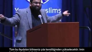 YASIR QADHI-MÜSLÜMAN GENÇLERİNE DAİR- II. BÖLÜM