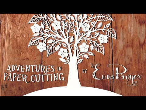 Adventures in Paper Cutting Tips with Emma Boyes