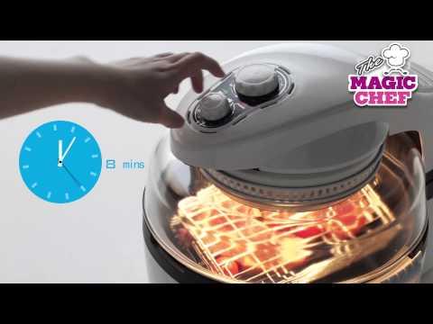SUMMER Magic Chef หม้อทอดเพื่อสุขภาพไร้น้ำมัน