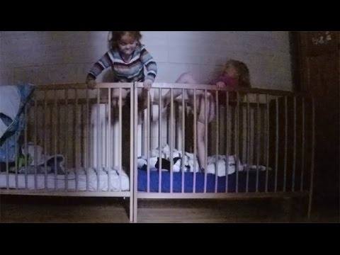 Twins Baby Climbing Out Of Crib The Art Of Crib Hopping