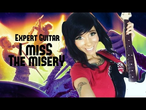 Halestorm - I Miss The Misery - Rock Band Expert Guitar 100% FC