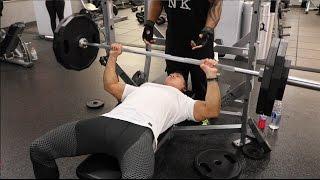 How I Prep - Chest & Triceps - WNBF INBF Mens Physique - Episode 1