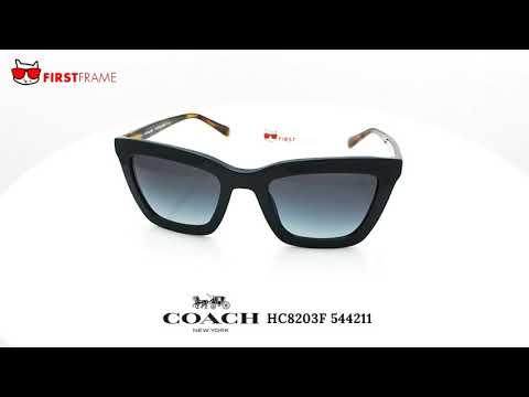 แว่นกันแดด COACH HC8203F 544211