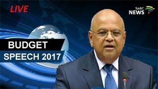 Budget Speech 2017