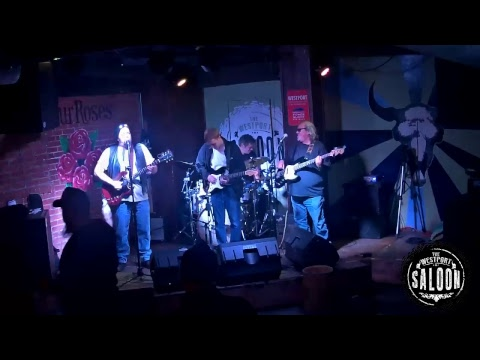 Coyote Bill Blues Jam Live at The Westport Saloon