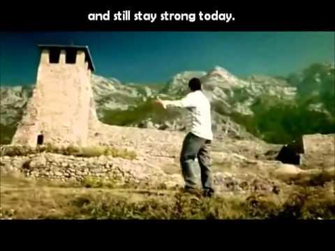 James Belushi about Albania