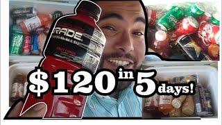Selling Drinks at work: Energy drinks Sodas Juice Gatorade
