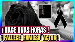 ¡ HACE UNAS HORAS ! ULTIMO ADIÓS A Famoso actor Mundo de la Television esta de LUTO HOY Peter Donat