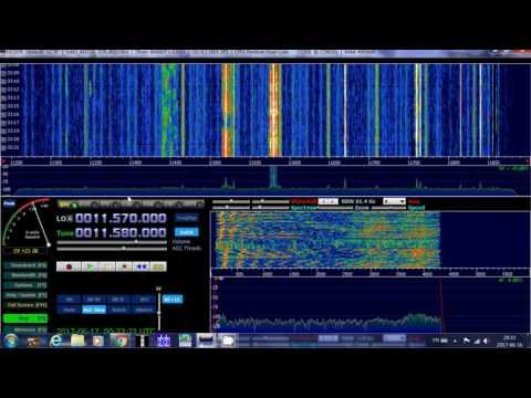 Radio slovakia via WRMI 11580 Khz Shortwave