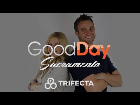 Good Day Sacramento featuring Trifecta Nutrition