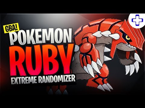 Pokemon Ruby EXTREME Randomizer Rom! (Gameplay & Download) 2018 - 동영상