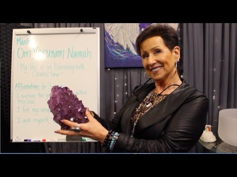 How To Use Amethyst - The Spiritual Significance of Amethyst Amethyst Meaning - Crystal Tutorial
