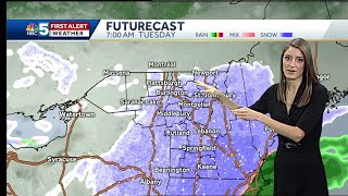 Video: More snow will fall this week 11/19/18