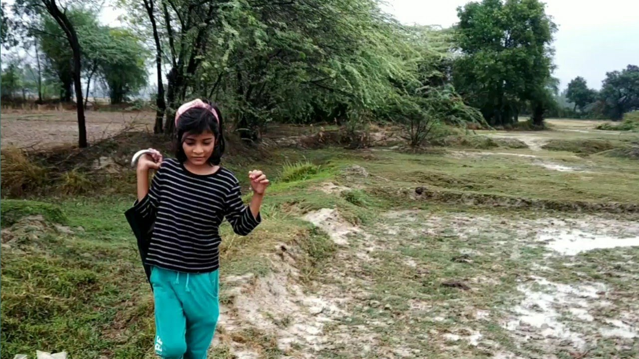 Village Vlog 3 : Rain Rain go away | Bas Kar B Praak | Ashutosh Ujjwa Vlogs
