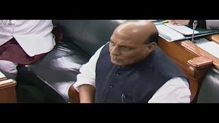 Rafale deal: Home Affairs Minister Rajnath Singh demands apology from Rahul Gandhi