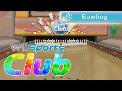 Wii Sports Club [Wii U] - Boliche