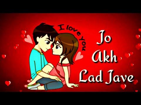 Akh Lad Jaave | Loveratri | Whatsapp Status Video | Singer : Asees Kaur, Badshah, Jubin Nautiyal.