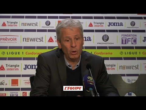 Foot - L1 - Nice : Lucien Favre «Du bien au moral»