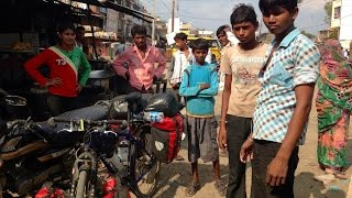 Cycling India - part 2, Life on the Road